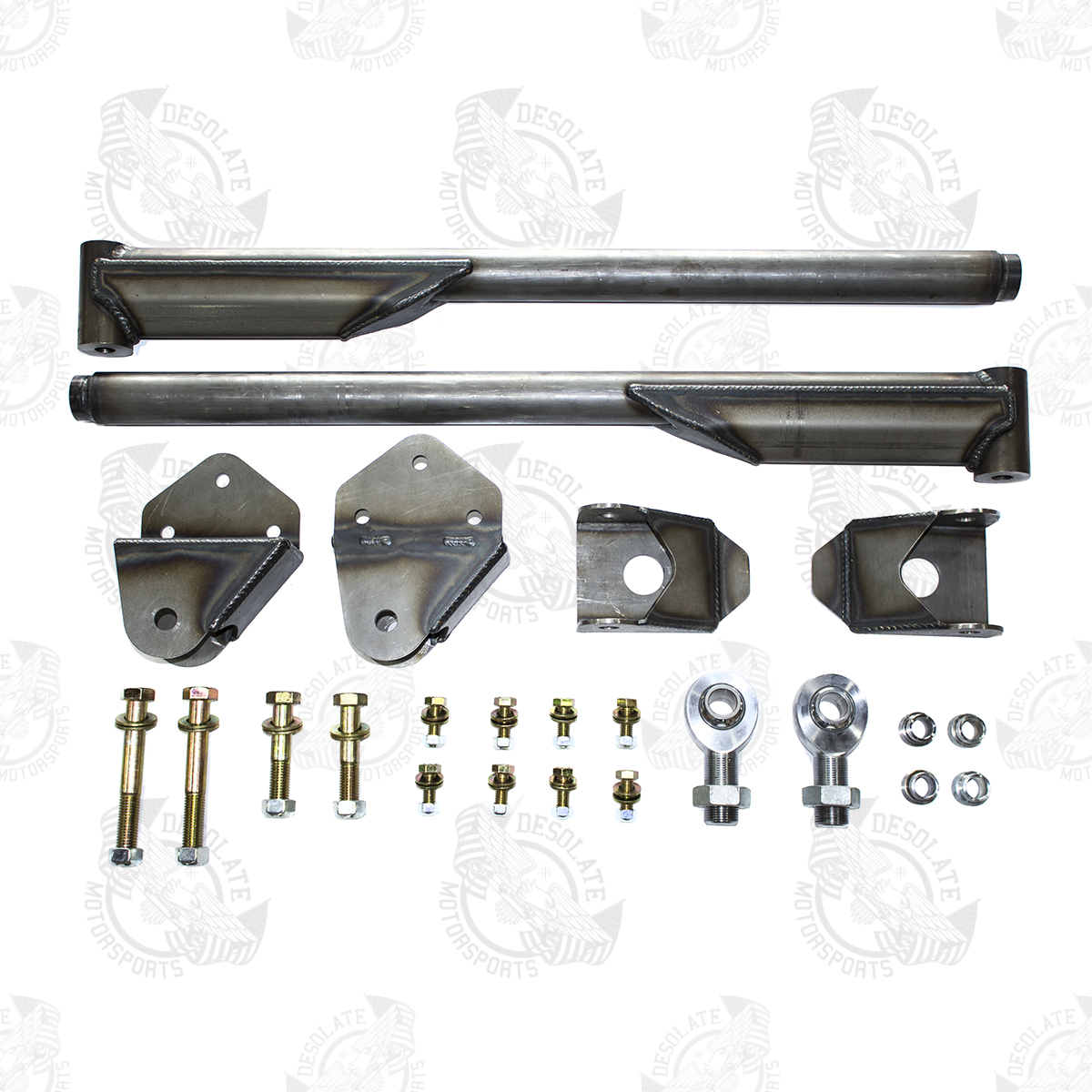 Desolate Motorsports Bronco 80 96 Radius Arms High Clearance