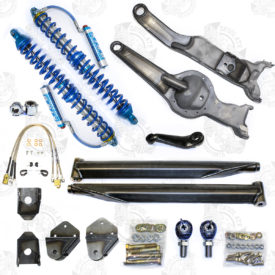 Desolate Motorsports Bronco 80-96 Stage 3 Front Long Travel Kit (Stock Width)
