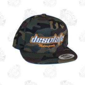 Desolate Motorsports Snapback Hat