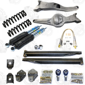 Desolate Motorsports Bronco 80-96 Stage 2 Front Mid Travel Kit