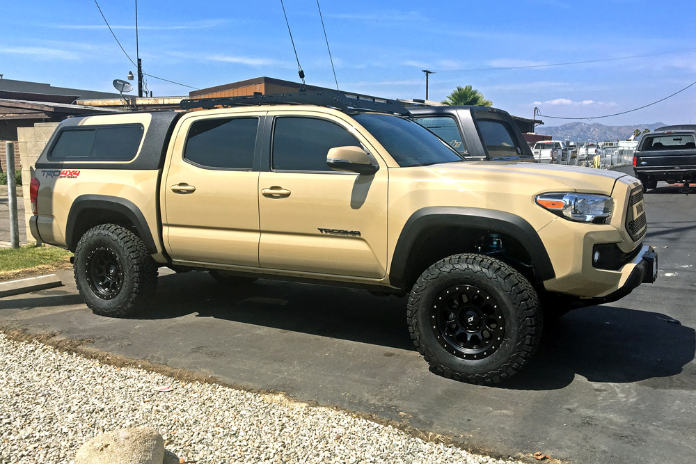 Lifted Toyota Tacoma 2017 >> Lifted Toyota Tacoma – Desolate Motorsports
