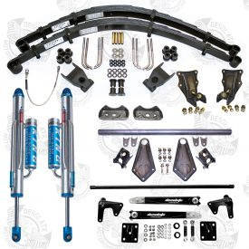 Desolate Motorsports Bronco 80-96 Complete Rear Suspension Kit