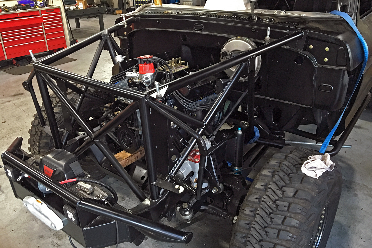 Ford Edge Used >> Tim's F-150 Rock Crawler – Desolate Motorsports