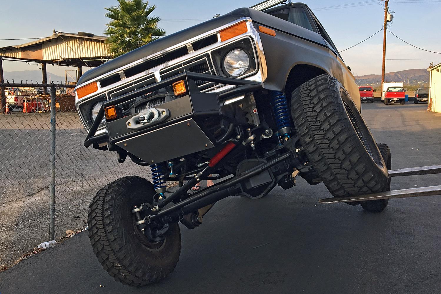 2017 Ford Bronco >> Tim's F-150 Rock Crawler – Desolate Motorsports