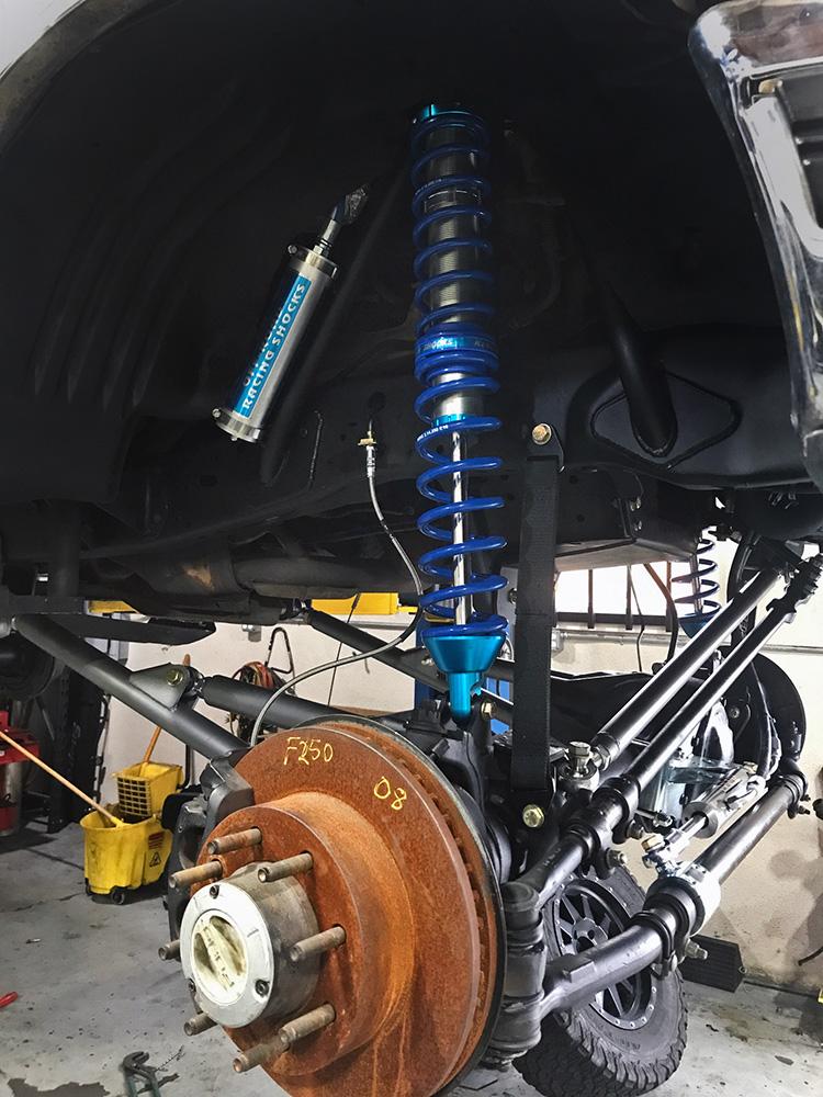 Bronco/F150 4x4